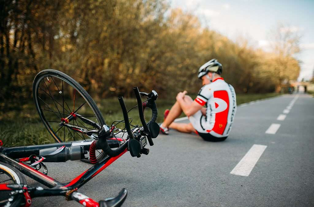 Cyclist hit by a car receives £50,000 in compensation