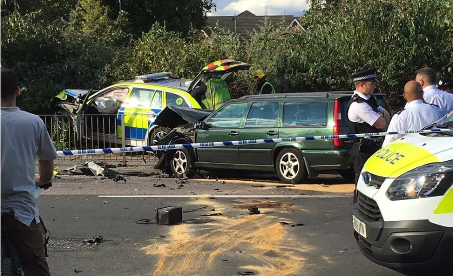 Levenes win road traffic accident claim against Metropolitan Police