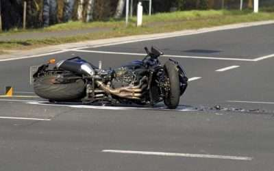 A high value motorcycle accident brain injury claim successfully settled