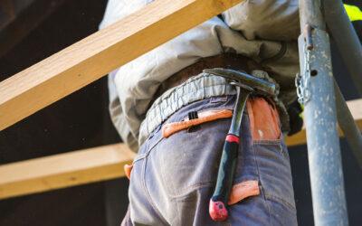 £85,000 settlement after fall from stepladder